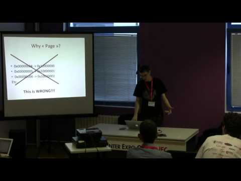 Porting NetBSD to the LatticeMico32 open source CPU by  Yann Sionneau