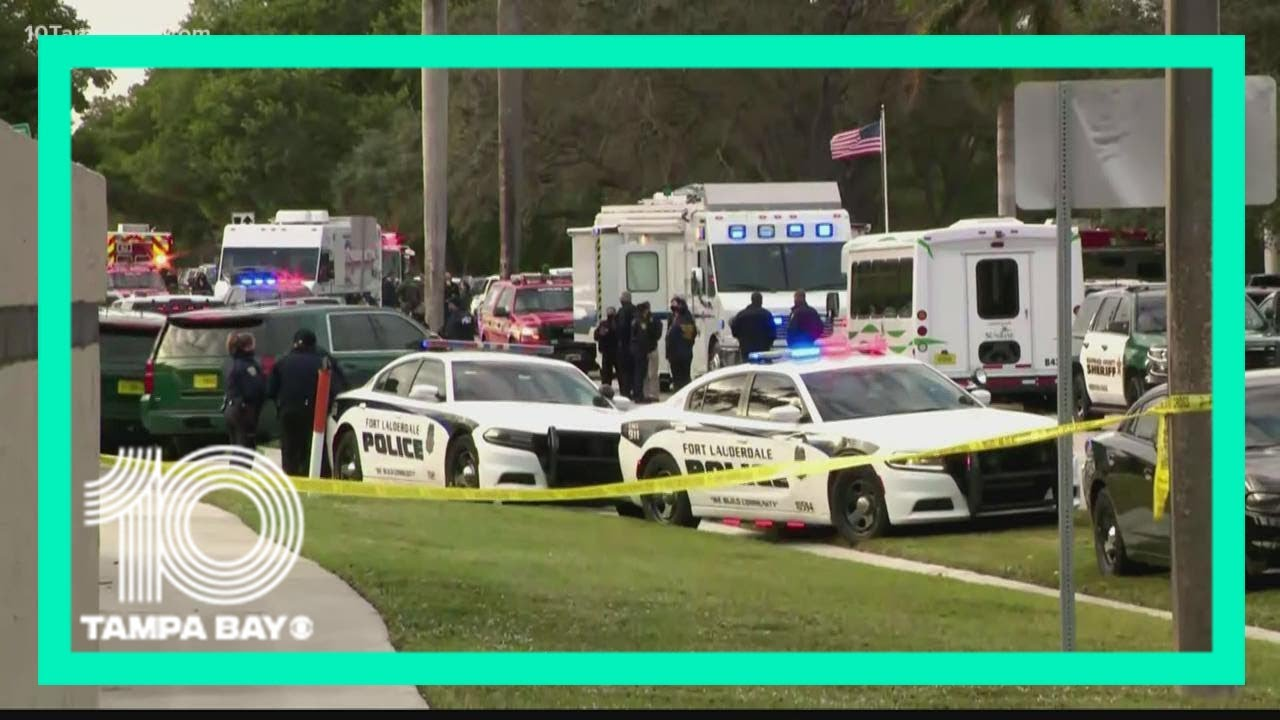 FBI: 2 agents killed, 3 wounded while serving warrant in 'violent ...