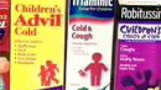 Cough syrup dangers