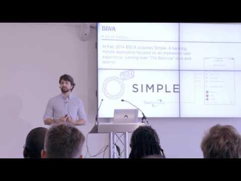 """Banking Innovation - BBVA Open APIs Approach"": Raul Lucas Alcaraz, Open APIs at BBVA"