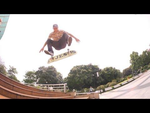Crailtap's Chunk of China with Justin Eldridge