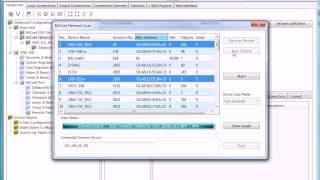 LOYTEC L-INX Configurator - How zum erstellen von client-mappings mit Netzwerk-scan [B202]