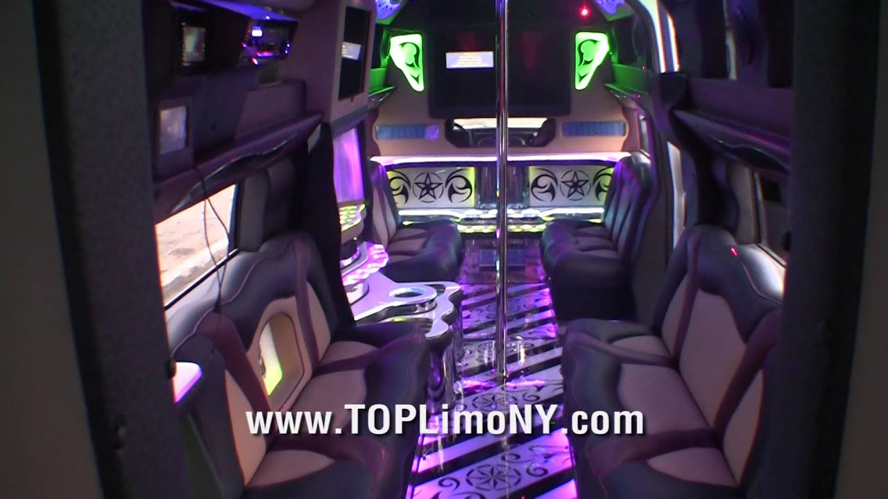 TopLimoNY Transformer hummer 2