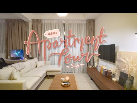 My apartment tour in Singapore ✨ one-bedroom