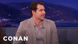 "Billy Eichner Only Watches ""Game Of Thrones"" For The Boobs"