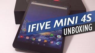 fNF iFive Mini 4S Unboxing - A Cheap But Good iPad Mini Clone?