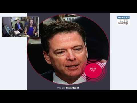 COMEY TESTIFIES: Body language expert Aaron Brehove on Comey testimony