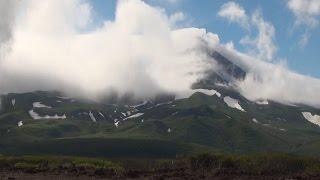 видео Вулканы Курильских островов