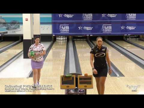 2018 Go Bowling! PWBA Challenge - Finals