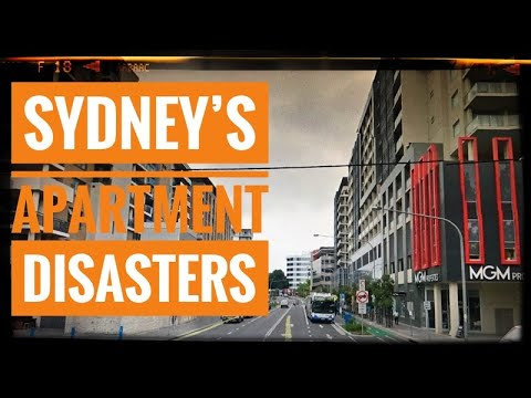 Sydney's Apartment Disasters