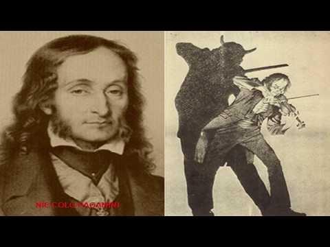 La Historia de Niccoló Paganini El Violinista del Diablo (Grandes Compositores) [Biografía]