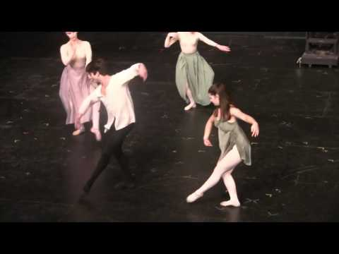 """Some sections from The """"Directions"""" Ballet at FWF"""