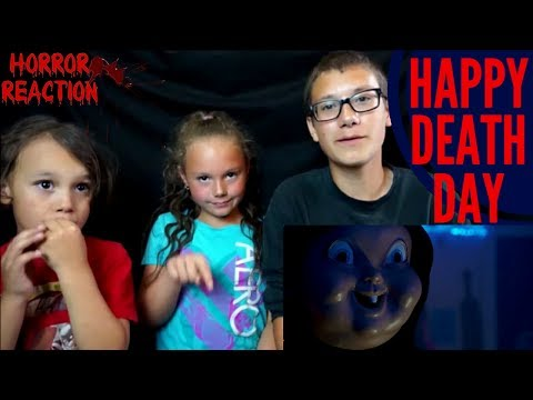 HAPPY DEATH DAY Trailer Reaction!!!