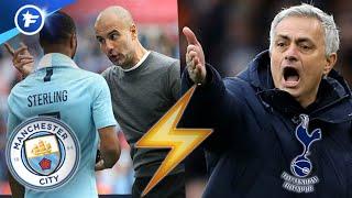Le clash entre José Mourinho et Pep Guardiola régale l'Angleterre | Revue de presse