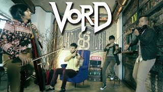 Bruno Mars - Treasure (cover) by VORD Electric String Quartet