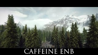 TES V - Skyrim Mods: Caffeine ENB