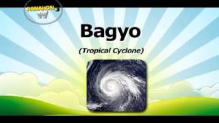 NAPAPANAHONG KAALAMAN: Paano Nabubuo ang Bagyo?