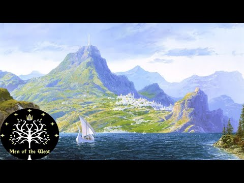 Founding Of Númenor And Crafting Of The Rings - Timeline Of Arda #10