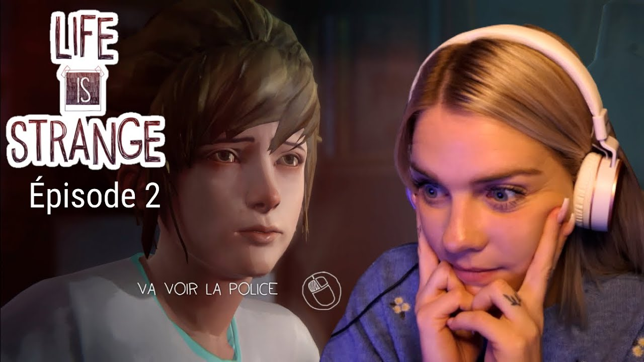 ASMR | Let's Play 🖤 Life is Strange / Épisode 2 - Part 1