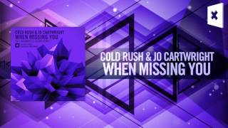 Cold Rush & Jo Cartwright - When Missing You (Amsterdam Trance/RNM)
