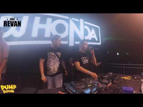 Jake Revan & Dj Honda - MAGNUM WACHÓW LIVE 09.07.2017