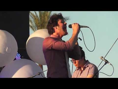 Passion Pit- Sleepy Head live Coachella 2013