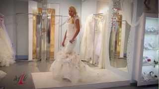 Свадебные и вечерние платья в салоне Defile.mp4