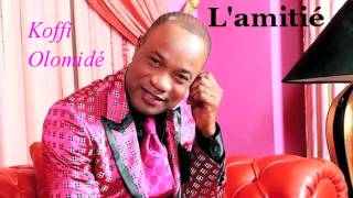 Download KOFFI OLOMIDE LA RUMBA DE L'AMITIE MP3 song and Music Video