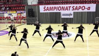 FENIX dance studio [PROTOTYPE] Hip Hop Formacija Odrasli (2014)