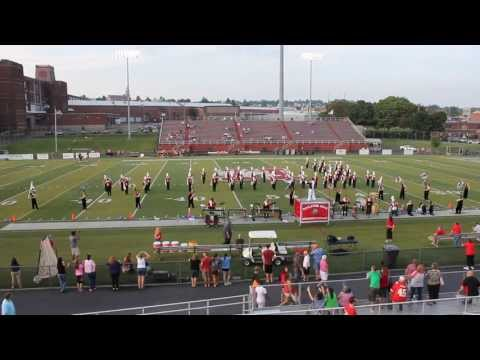 Hazleton Area High School Marching Cougar Band: KA Field Show (Performance 1)