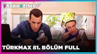 1 Kadın 1 Erkek    81. Bölüm Full Turkmax