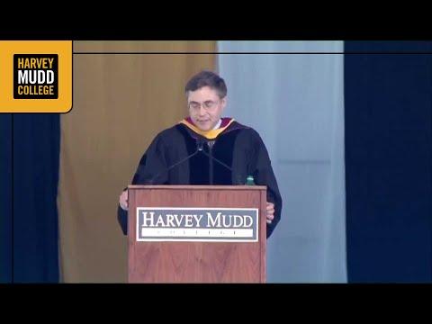 Carl Wieman at Harvey Mudd College