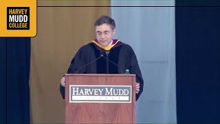 Carl Wieman at Harvey Mudd College