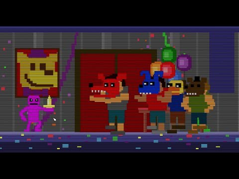 Full Download] Scott Cawthon Pink Guy Crying Child Joined
