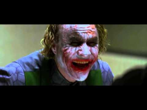 The Joker Laugh - Heath Ledger - Incredible Acting