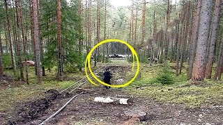 Мальчик Гулял по Лесу и Обнаружил Странную Вещь. Вот Что Это Было на Самом Деле!