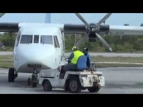 [pt 1] My Departure from Tarawa in Kiribati to Nadi in Fiji 07/03/13