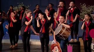 Hayrenasirakan Ergeri Popuri Hi Arev Ensemble