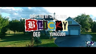 OEG x YungCudii- Blicky (WSC Exclusive - Official Music Video)