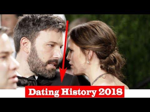 Jennifer Garner Dating History 2018