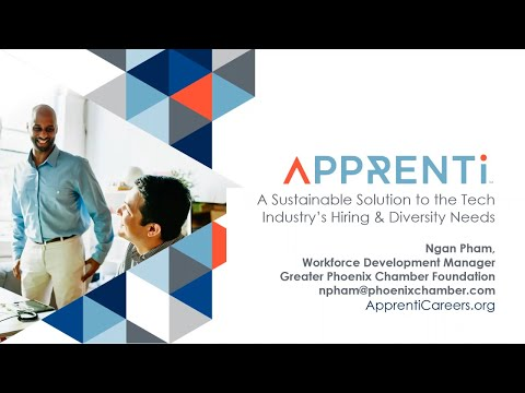 Apprenti: A Sustainable Solution To The Tech Industry's Hiring And Diversity Needs