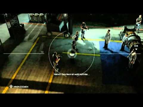 Splinter Cell: Conviction Story German Full HD 1080p Cutscenes / Movie