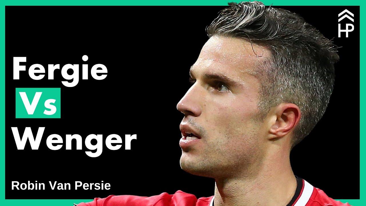 Robin Van Persie tells the truth on Arsenal & Man Utd Exits | High Performance Podcast