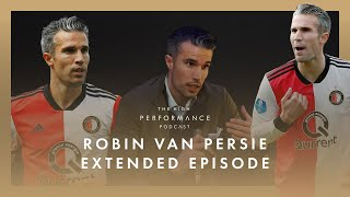 Robin Van Persie tells the truth on Arsenal & Man Utd Exits | High Performance Podcast