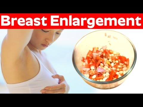 Breast Enlargement | Grow Breasts Naturally in 4-5 Days