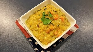 Mixed Vegetables with Lentils