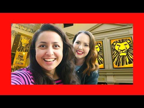 Lion King The Musical (London) - Vlog 2017