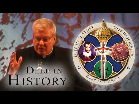 The Early Church Fathers & the Mystery of John 6:53 - Msgr. Frank Lane