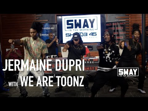 Jermaine Dupri on New Youth Movement and We Are Toonz talks Being Shot