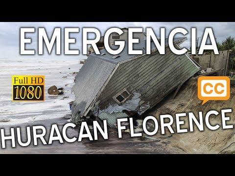 Hurricane Florence and hurricane Isaac create emergency more than a million evacuees